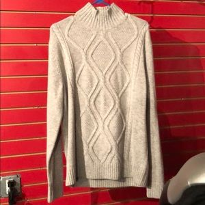 Men's sweater large banana republic